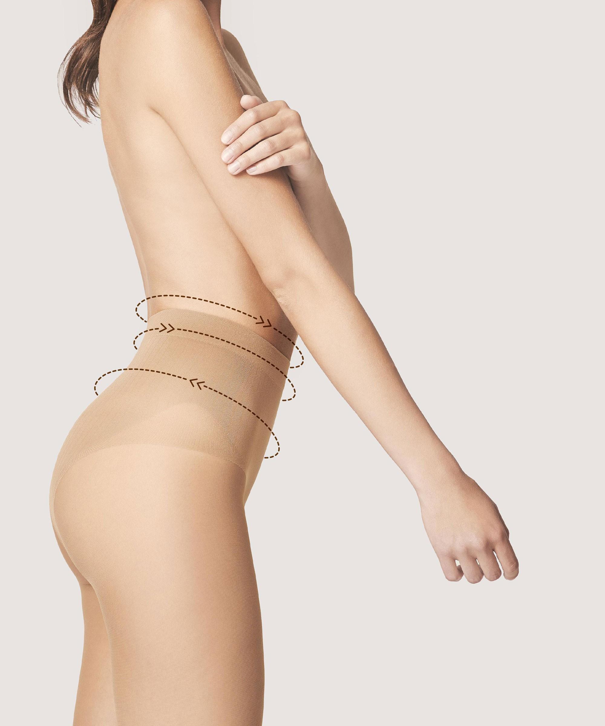 Collant ventre plat forme bikini