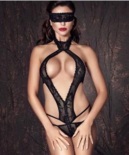 Body ouvert et masque Alexandra