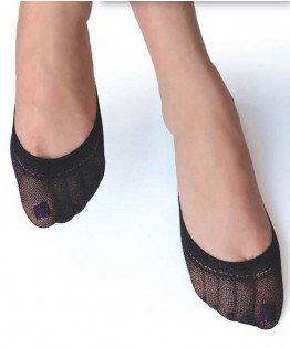 Chaussettes pour ballerines (2 paires)