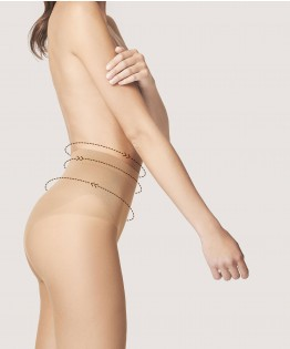 Collant ventre plat forme bikini