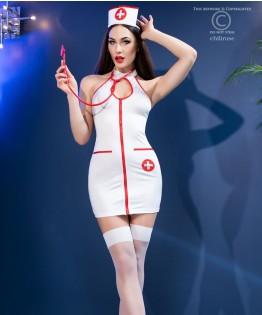 Déguisement infirmière sexy 5 pièces CR4430
