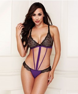 Body Strappy Micro And Lace