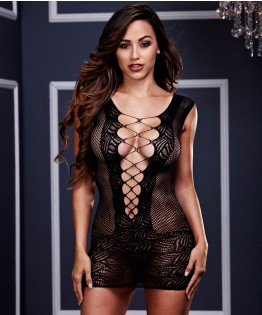 Robe sexy Lace Up