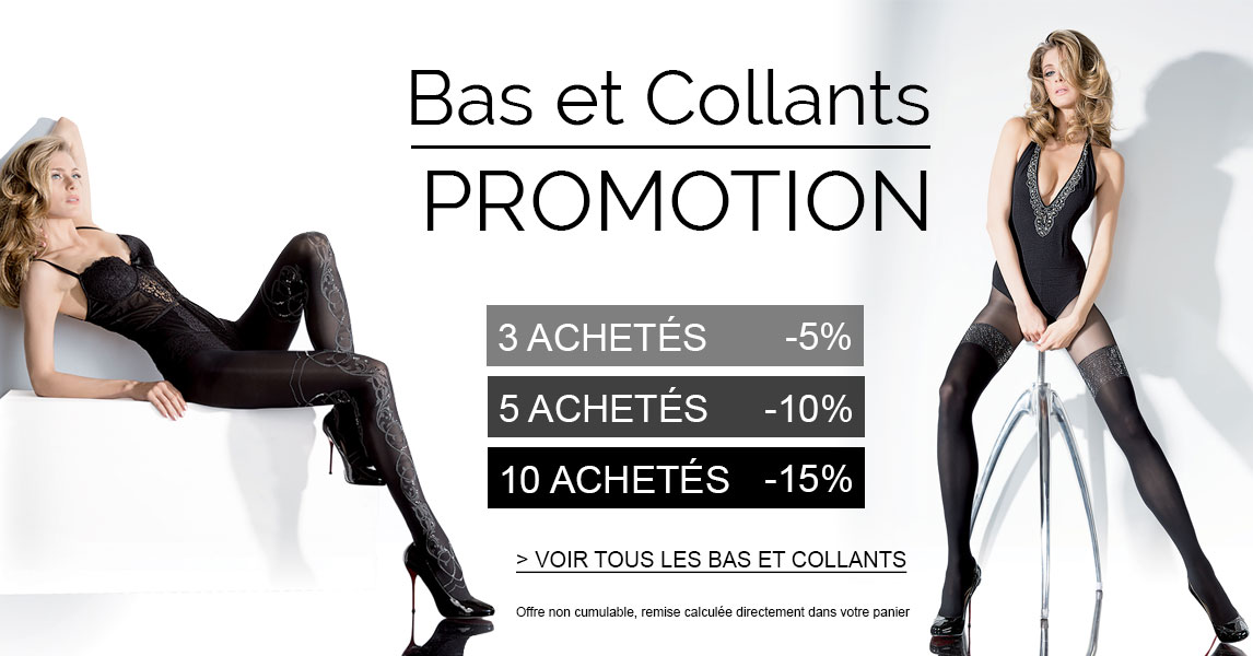 Promo Bas - collants